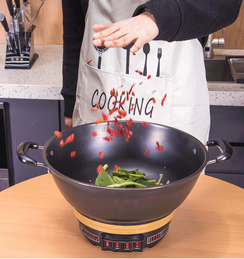 best-electric-wok