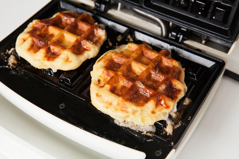 Liege Waffles maker