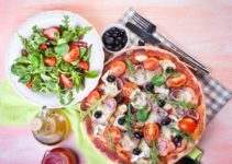 Salads To Go With Pizza – 18 Best Salad With Pizza