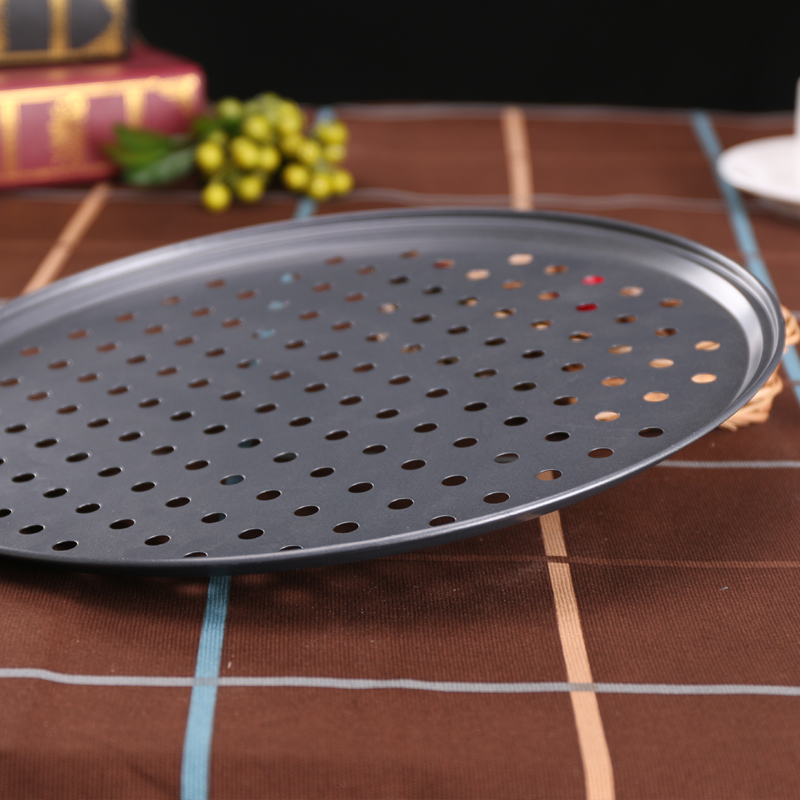 Pizza Pan with Hole
