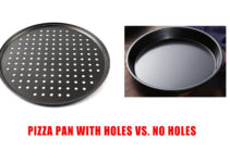 Pizza Pan With Holes Vs. No Holes – Which One Should You Choose