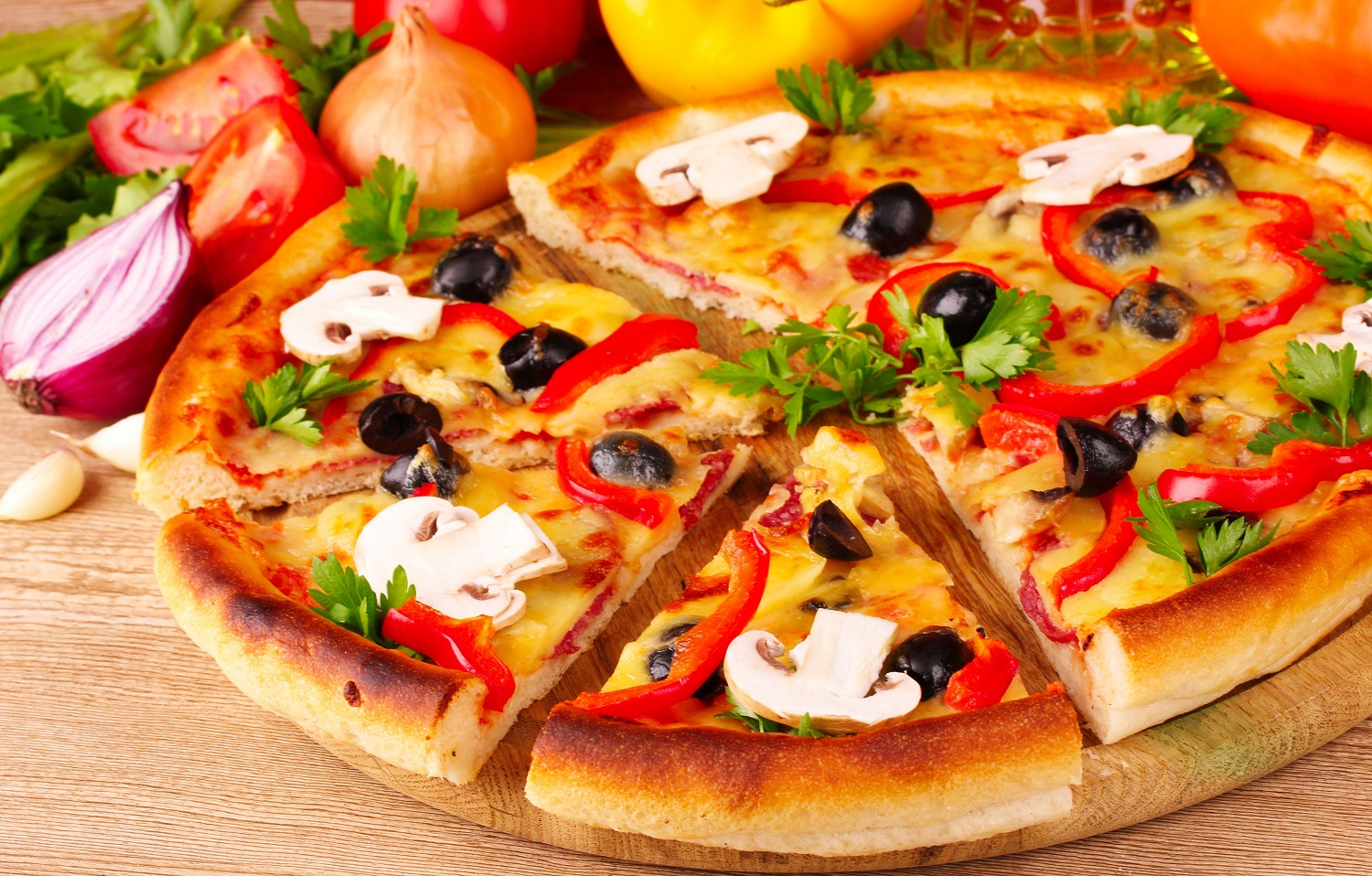 red-peppers-pizza