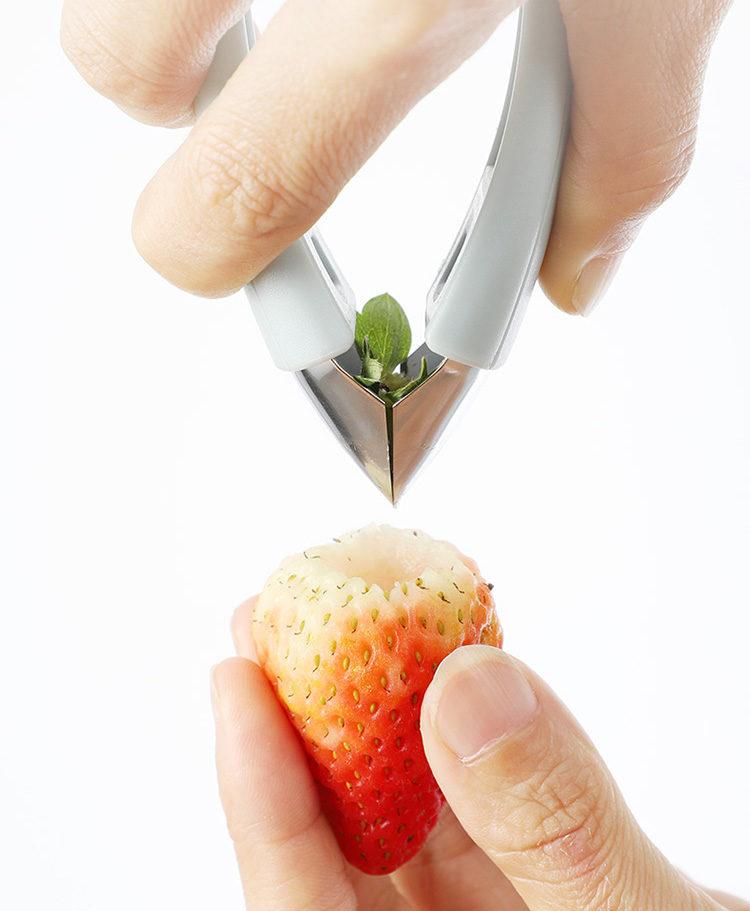 strawberry-huller