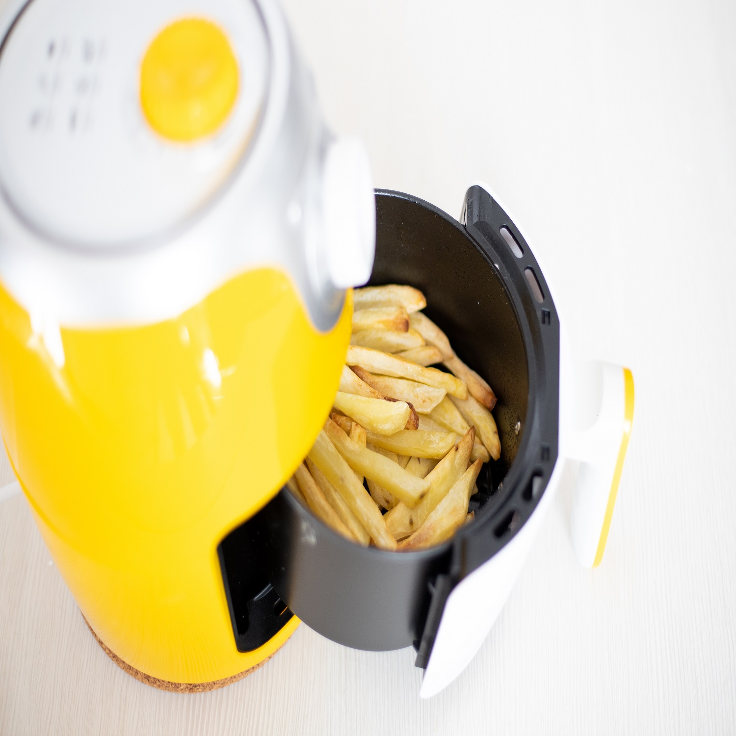 use the air fryer