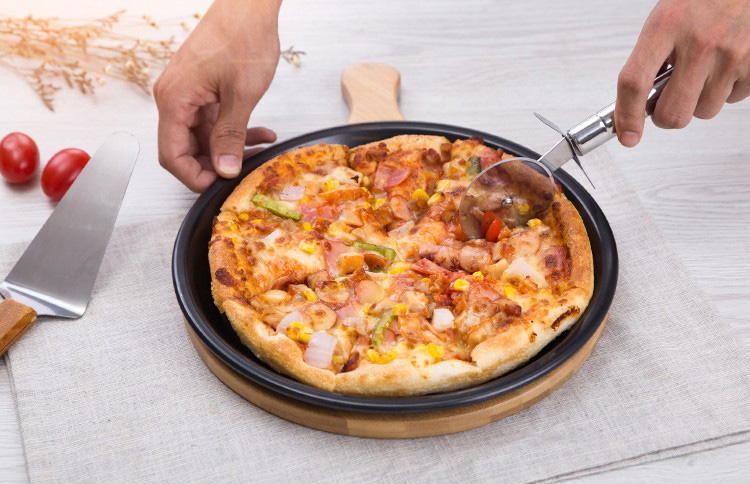 pan pizza