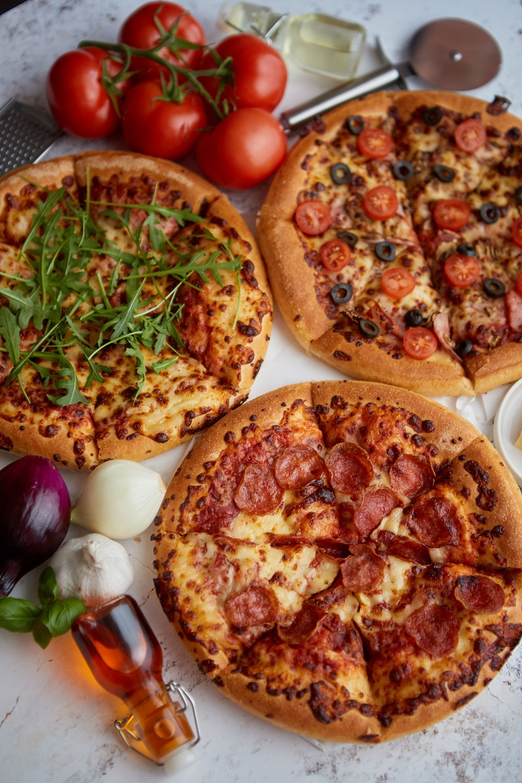 Colorado Style Pizza