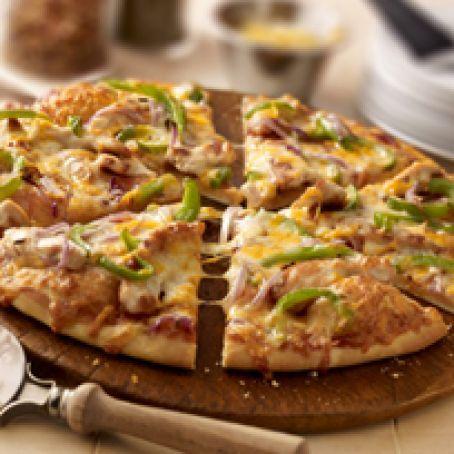 Original barbeque chicken pizza