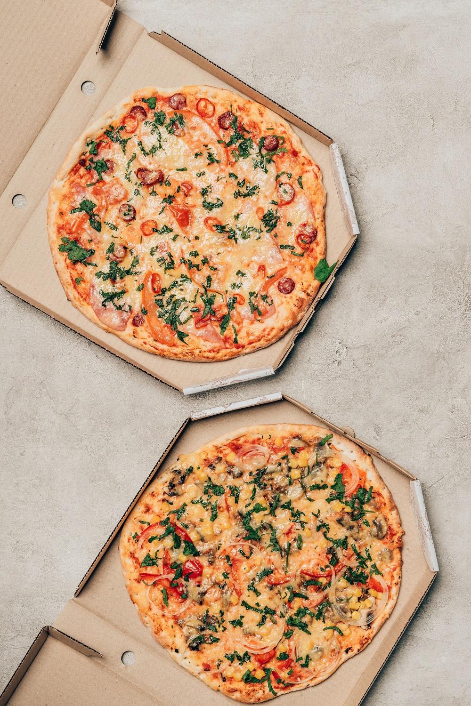 Regular Pizza