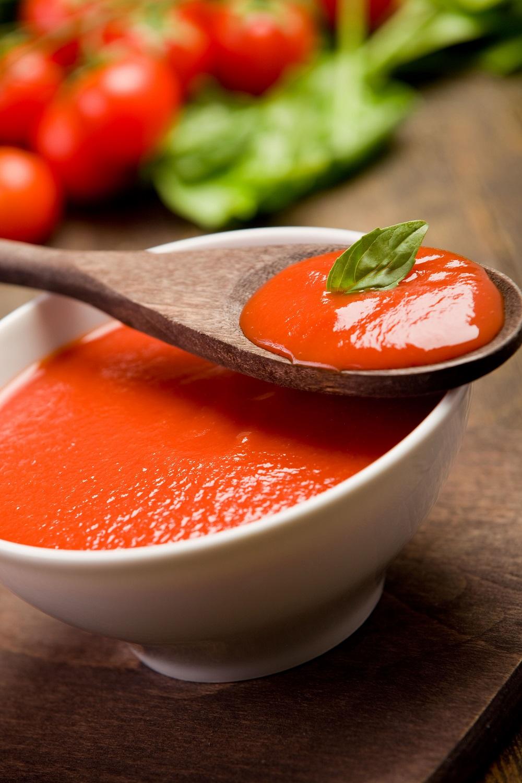 Thicken Pizza Sauce