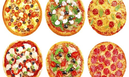 different Pizza Types
