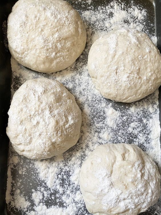 00 Flour Grilled Pizza