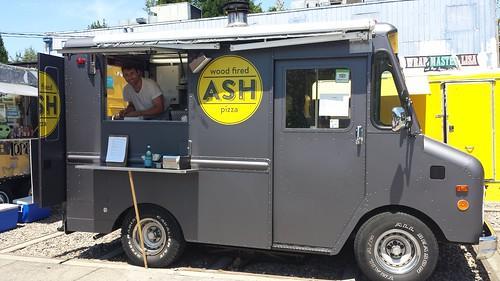 Ash Wood Fired