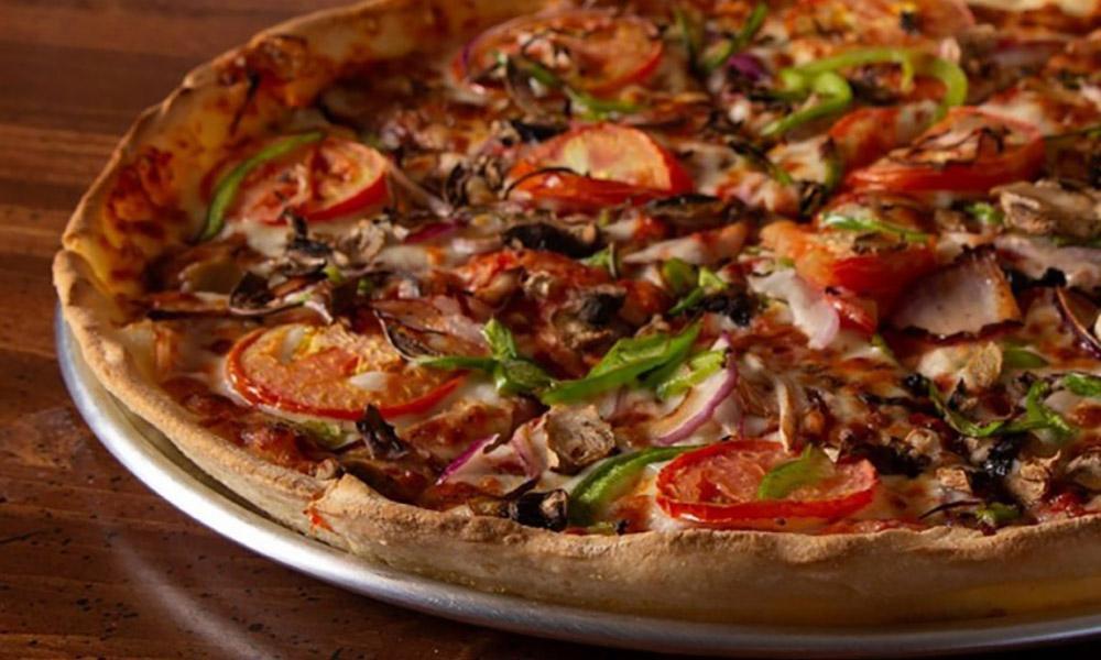 Austins pizza