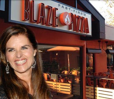 Blaze Fast Fired Pizzeria