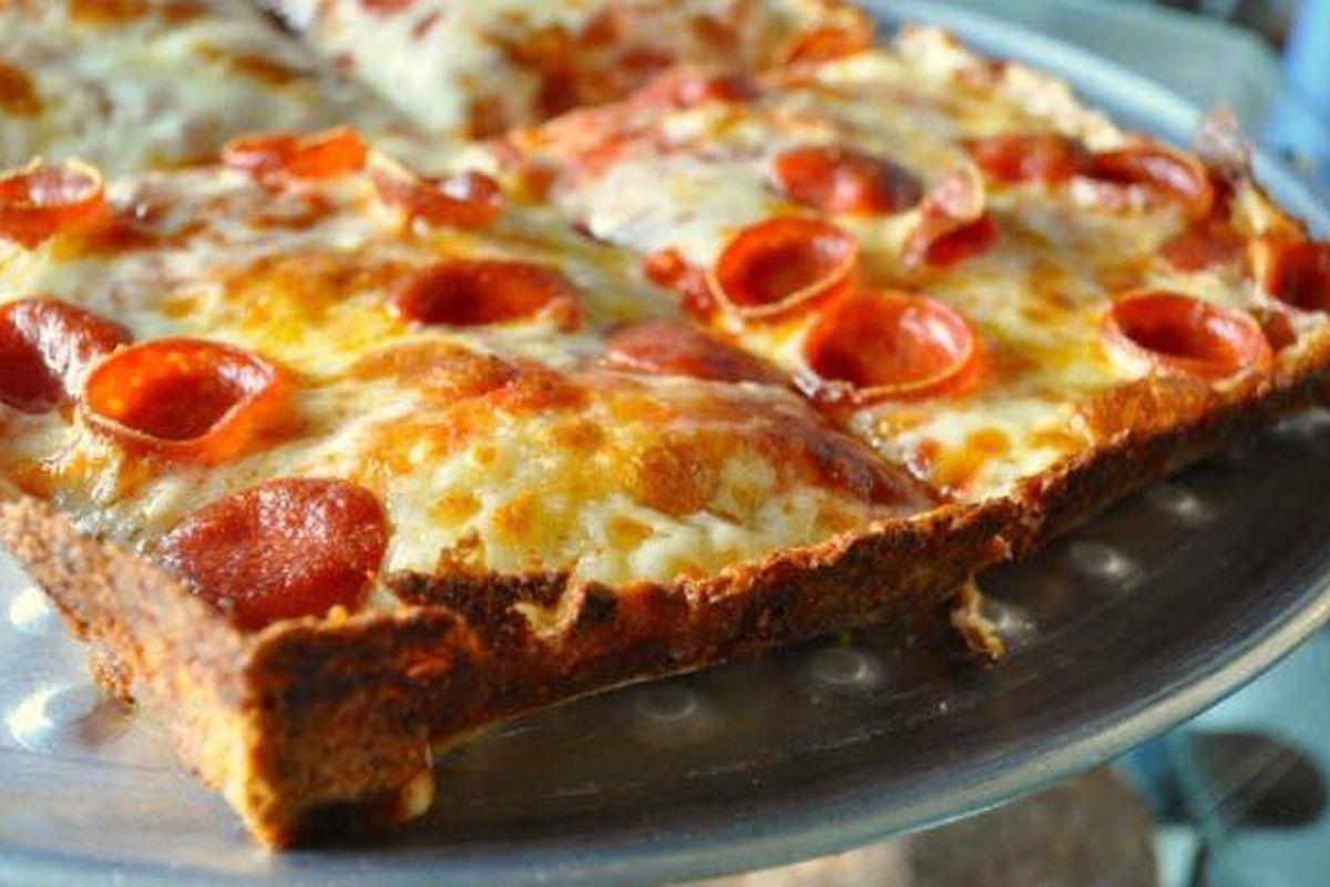 Blue Pan Pizza