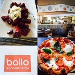Bollo Woodfired Pizza