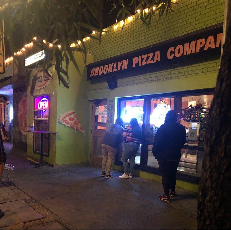 Brooklyn pizza company