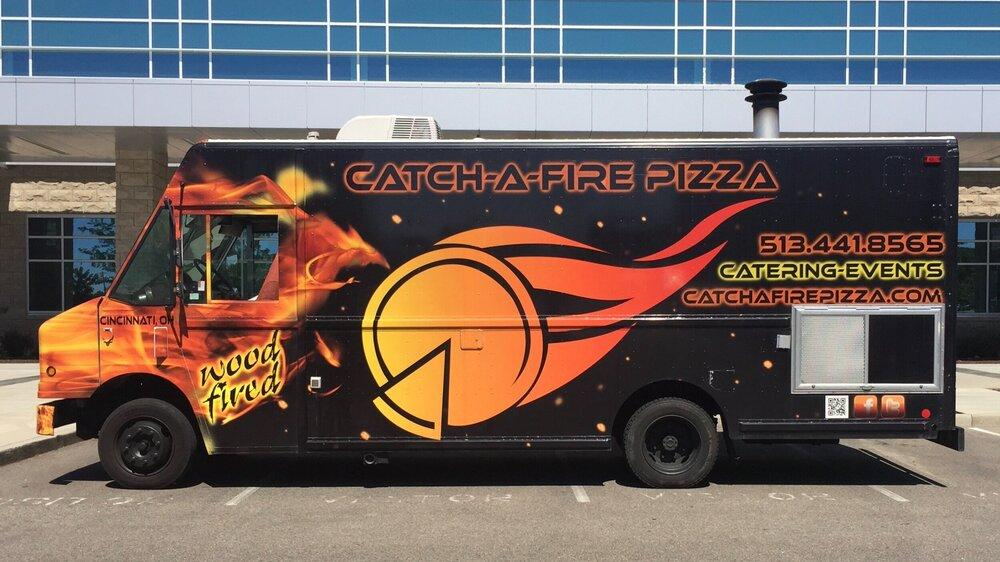 Catch a Fire Pizza