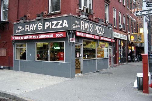 Famous Original Rays Pizza