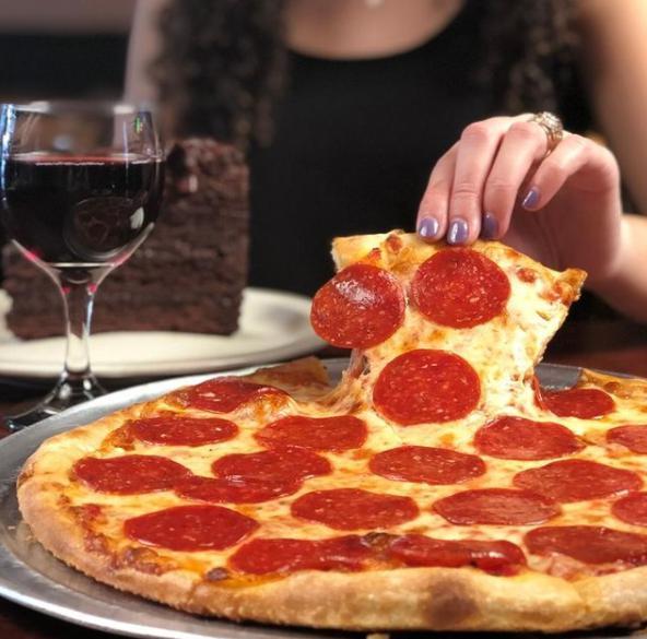 Gotham pizza 1