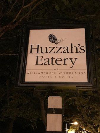 Huzzahs Eatery