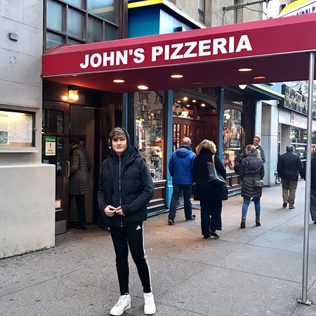 Johns of Times Square