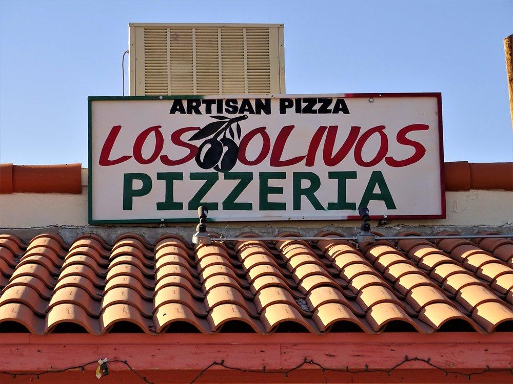 Los Olivos pizzeria