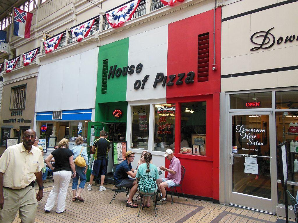 Mannys House Of Pizza