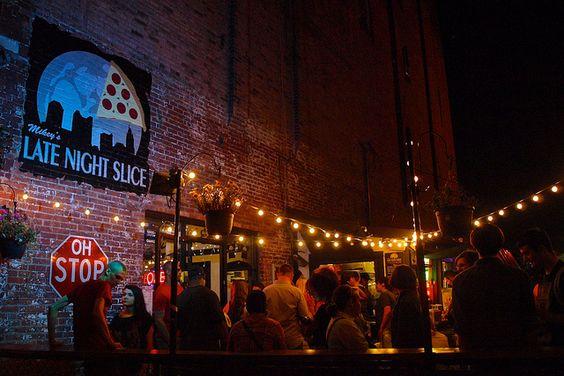 Mikeys Late Night Slice