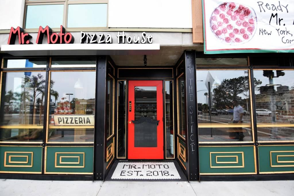 Mr. Moto Pizza House