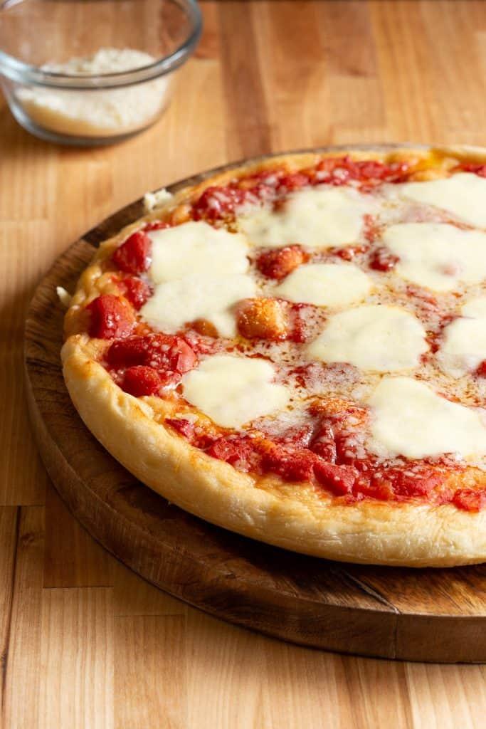 Napoli Style Italian Pizza Dough Recipe