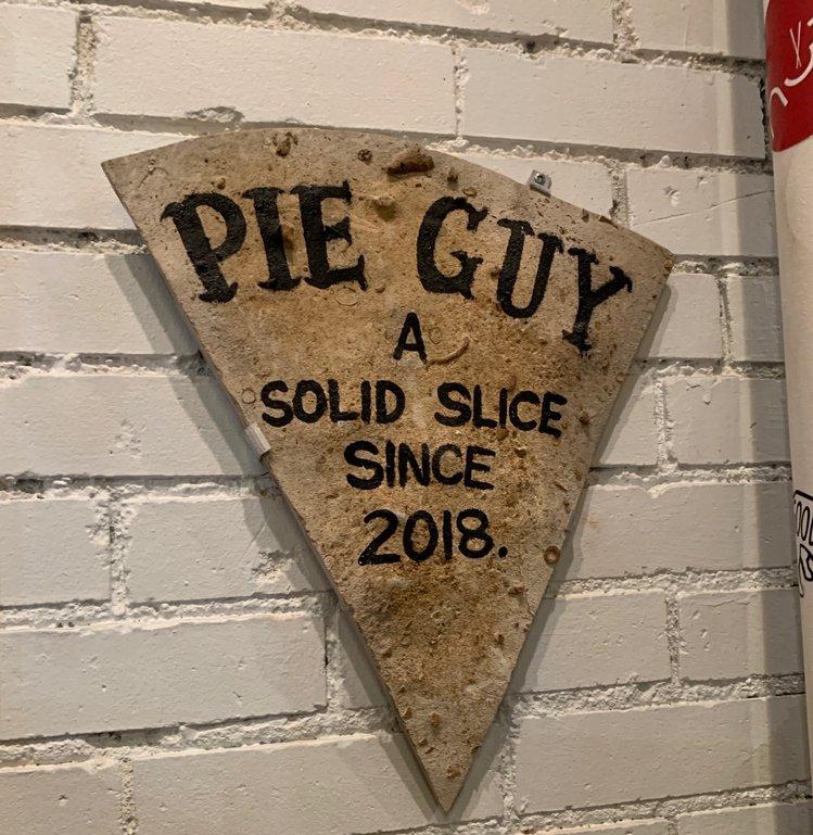 Pie guy