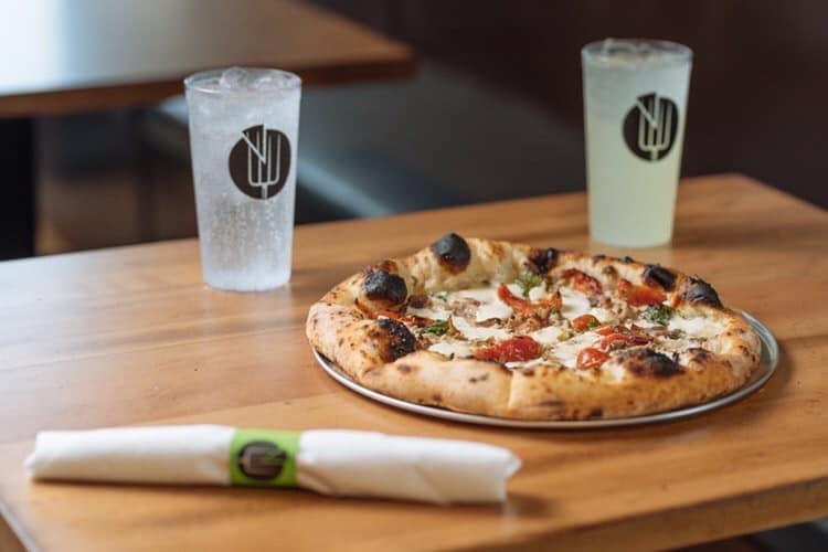 Pitchfork Pizza Parlor