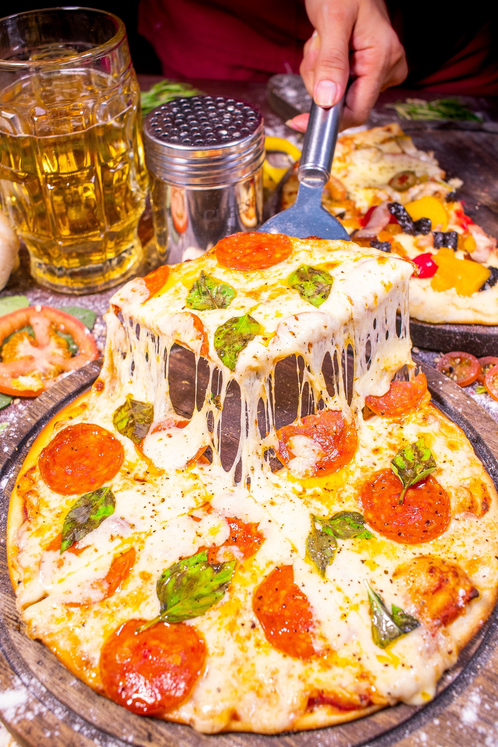 Pizza In Los Angeles