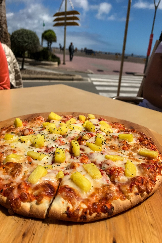 Pizza in Williamsburg