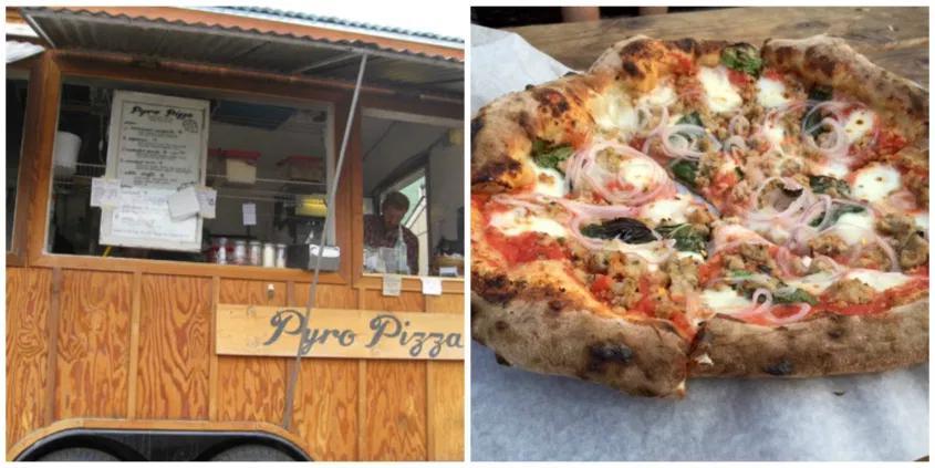 Pyro Pizza