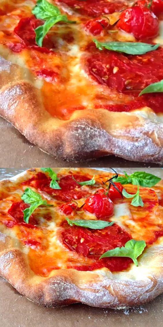 Rustic Italian Pizza Dough Recipe