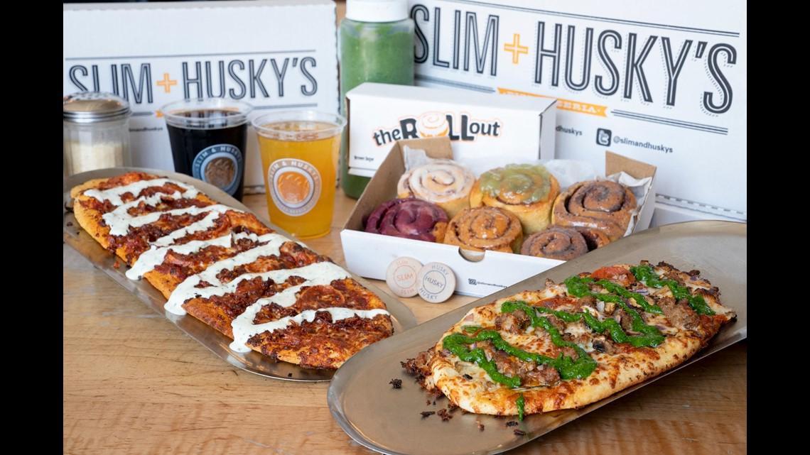 Slim and Huskys Pizza Beeria