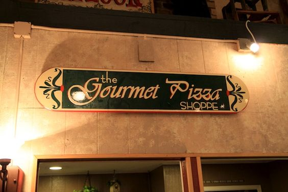 The Gourmet Pizza Shoppe