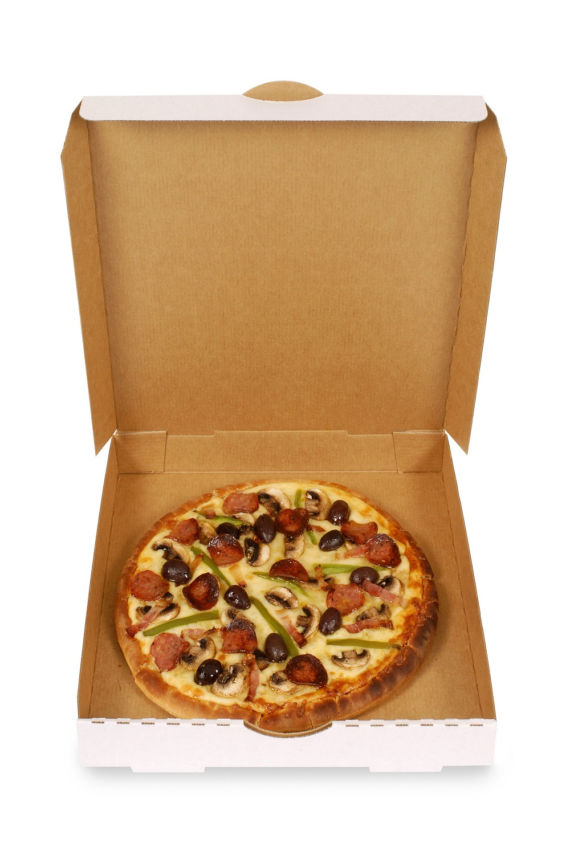 pizza in Denver