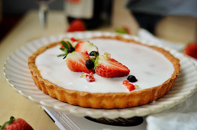 Blueberry Cream Cheese Pie9