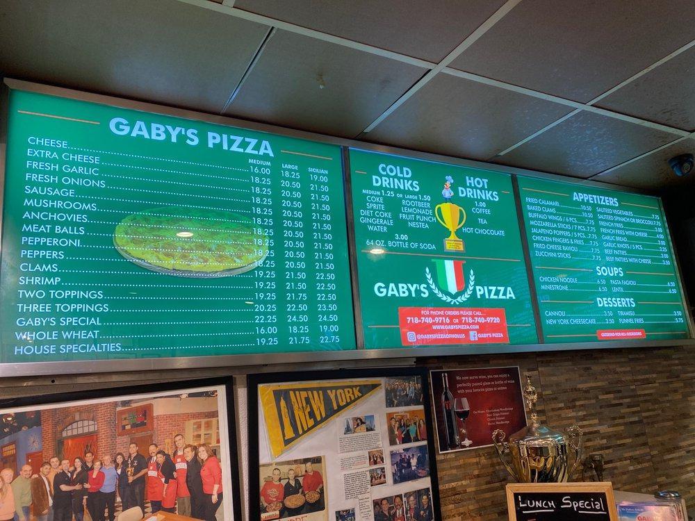 Gabys pizza