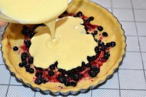 blueberry cream cheese pie step11