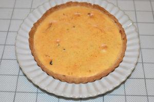 blueberry cream cheese pie step13