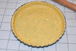 blueberry cream cheese pie step9