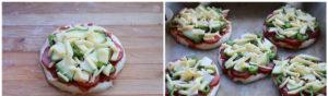 zucchini pizza bites step9 and 10