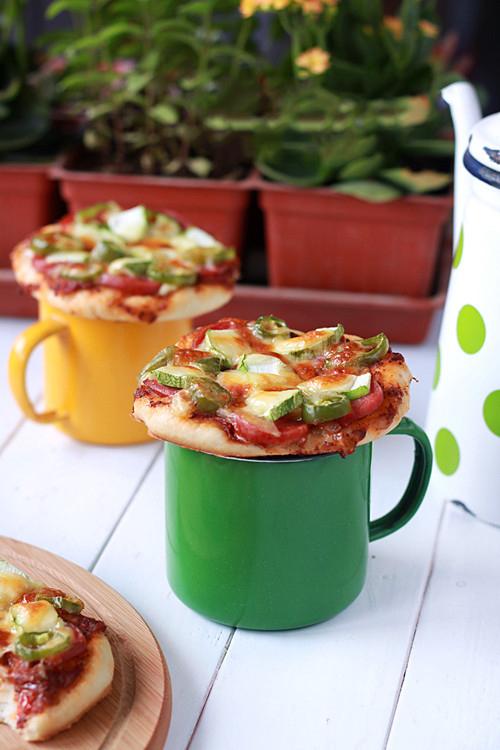 zucchini pizza bites5