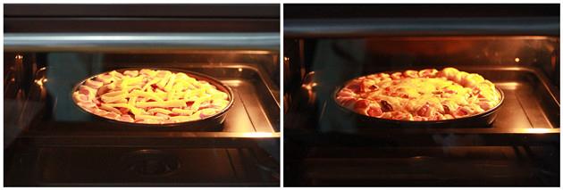 hot dog pizza step6