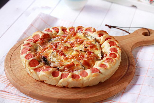 hot dog pizza9